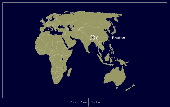 Bhutan in the World